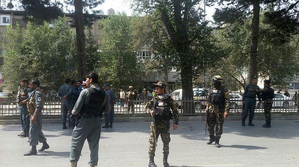 افغانستان؛ انفجار در نزدیکی سفارت آمریکا چند کشته و مجروح برجای گذاشت