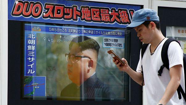Las alarmas de Hokkaido durante el lanzamiento del misil norcoreano