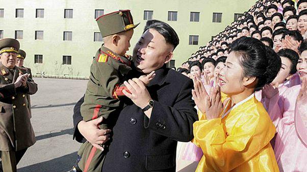 زعيم كوريا الشمالية يرزق بطفله الثالث
