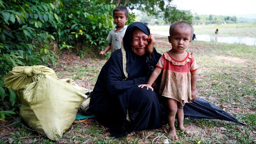 آیا برندۀ میانماری نوبل به کشتار مسلمانان روهینگیا بیاعتناست؟