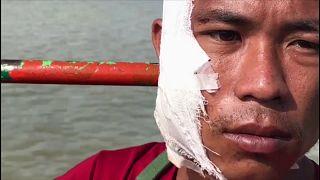 Myanmar: Viele fliehen von Gewalt zwischen Rohingyas und Armee