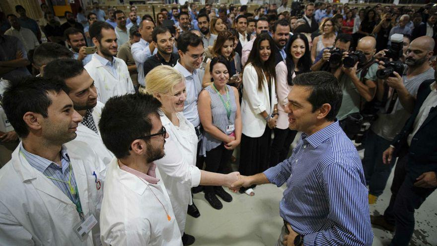Α. Τσίπρας: «Ελκυστικός τόπος για επενδύσεις ξανά η Ελλάδα»