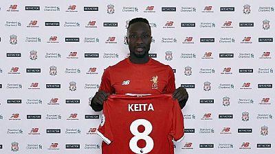 Football : Naby Keita signe à Liverpool et devient l'Africain le plus cher de l'histoire