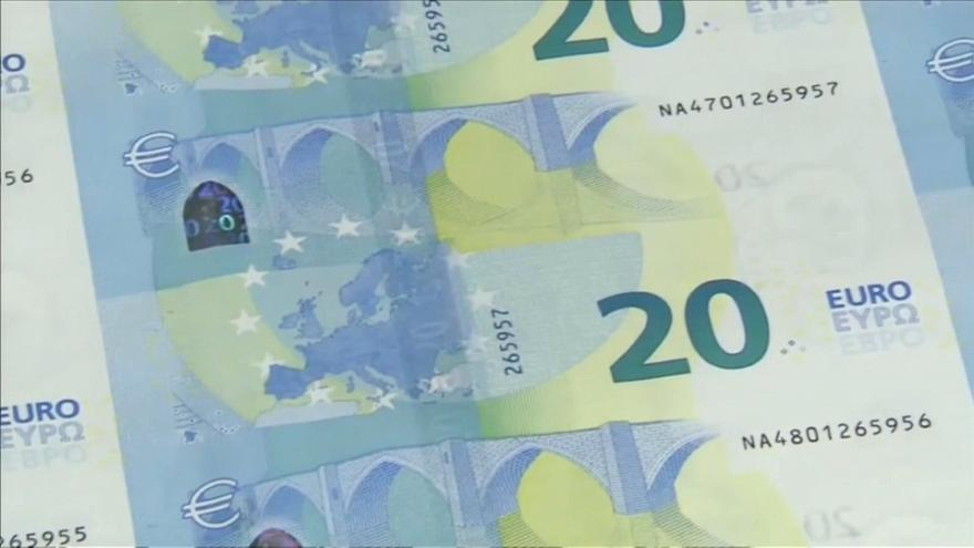 Euro rises above $1.20 for first time in over two years