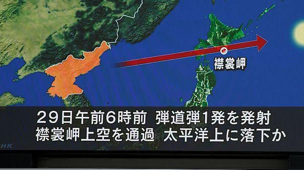 A Coreia do Norte de novo no alvo da comunidade internacional