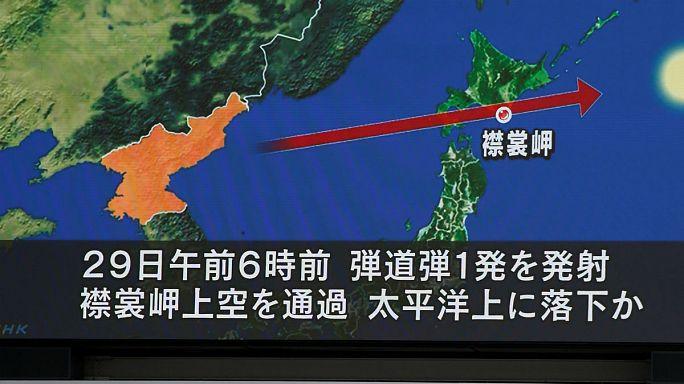 Pyongyang alarma a la comunidad internacional