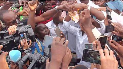 Bénin: nouvelle manifestation contre le Franc CFA