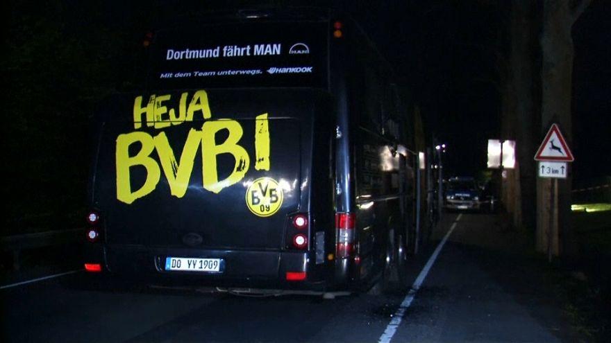 Vádat emeltek a dortmundi focisták támadója ellen