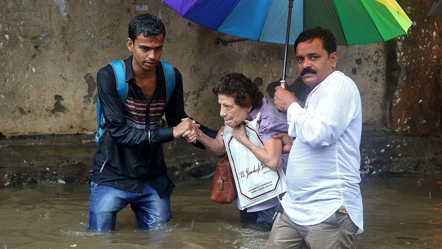 India, Nepal y Bangladesh, un millar de muertos en las inundaciones olvidadas