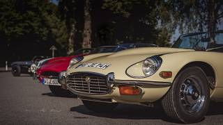 Timeless cars at the 'Kia Miglia'