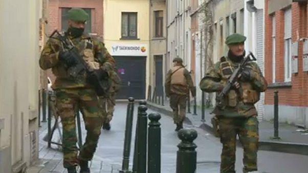 El ejército belga cambia de táctica contra los yihadistas