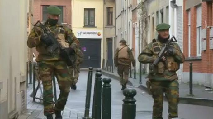 Мобильный патруль: новая тактика бельгийской армии