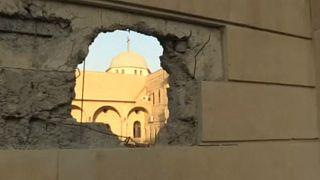 A lenta reconstrução de Mossul