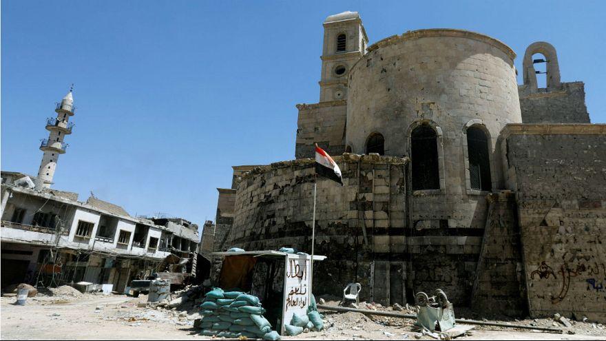 Lassan visszaköltöznek a keresztények Irakba