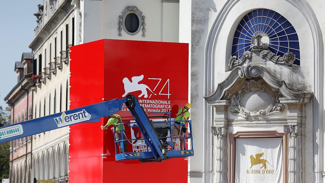 Venedik'te 74. film festivali heyecanı