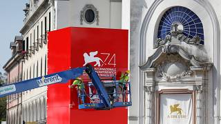 Venezia: tutto pronto per la 74esima edizione della Mostra del Cinema