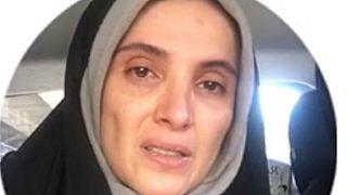 هنگامه شهیدی، روزنامه نگار ایرانی از زندان آزاد شد