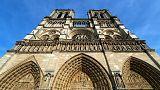 Notre Dame se cae a pedazos