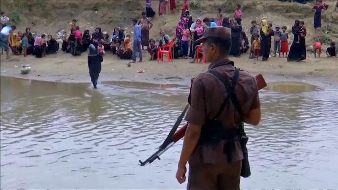 Birmanie : les Rohingyas fuient par milliers