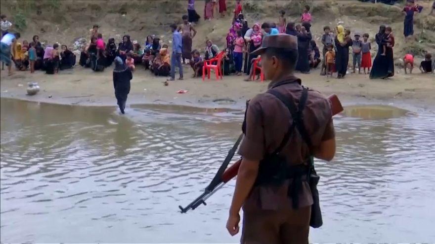 الروهينغا الفارون من القتال يواجهون المرض والطرد رغم مناشدة الأمم المتحدة