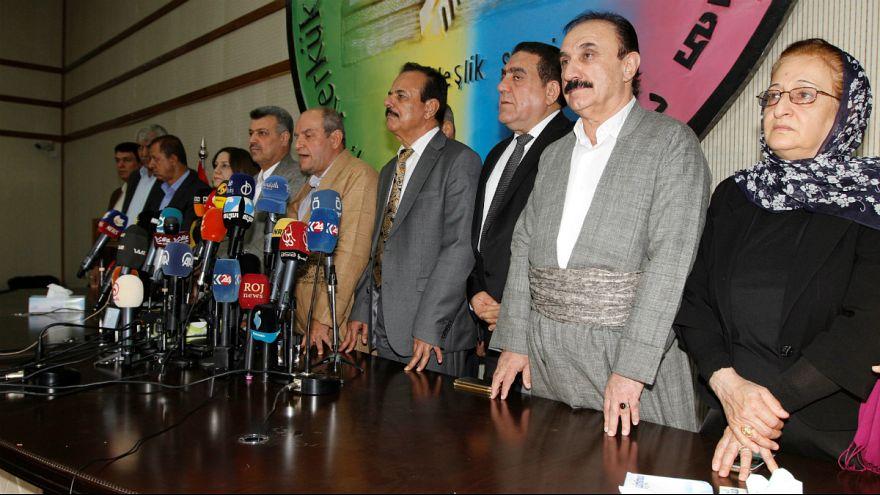 شورای استان کرکوک به برگزاری همه پرسی استقلال اقلیم کردستان رای داد