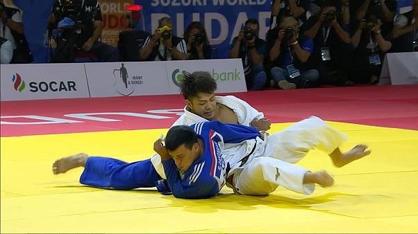 More golds for Japan at World Judo Championships