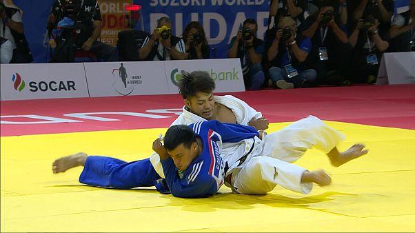Mundial de Judo: Japón sigue intratable en Budapest.
