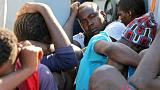 Libya intercepts migrant boats