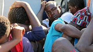 Libya intercepts migrant boats