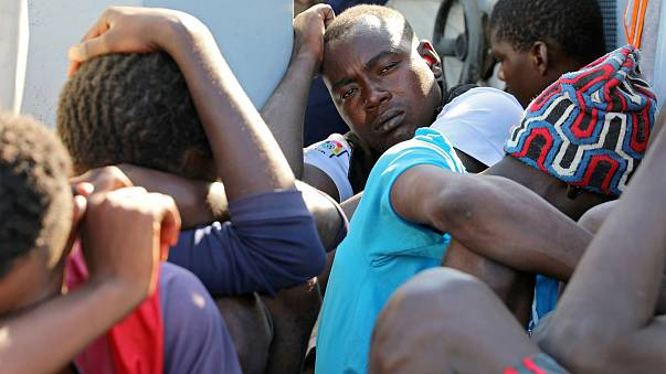 500 migrants interceptés au large de la Libye