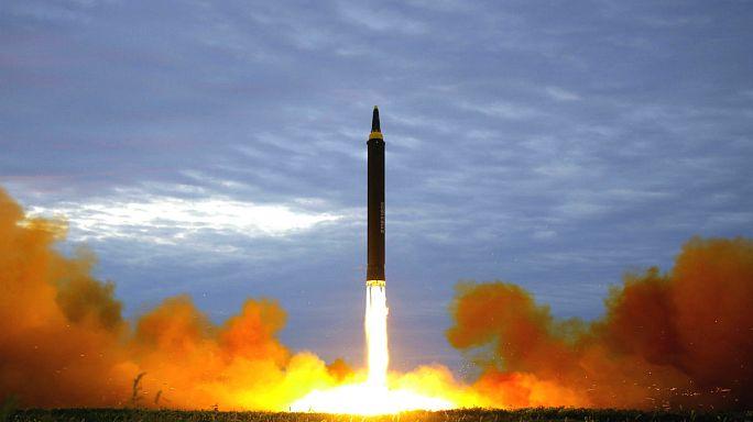"""Kim Jong-un """"zufrieden"""", die UNO """"empört"""""""