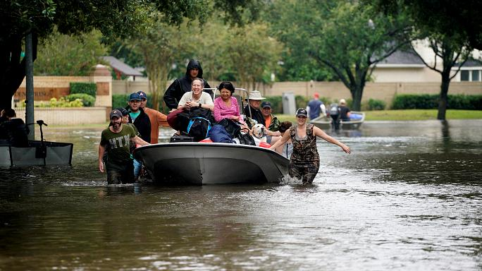 Houston braces for more misery from Harvey as more rain predicted