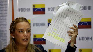 """Venezuela: Tintori asegura que el dinero incautado por las autoridades es """"para sus gastos médicos"""""""