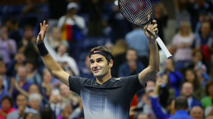 US-Open: Federers Fünf-Satz-Krimi
