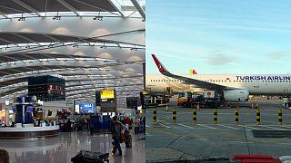طيار تركي يعطل ترحيل لاجئ أفغاني من بريطانيا