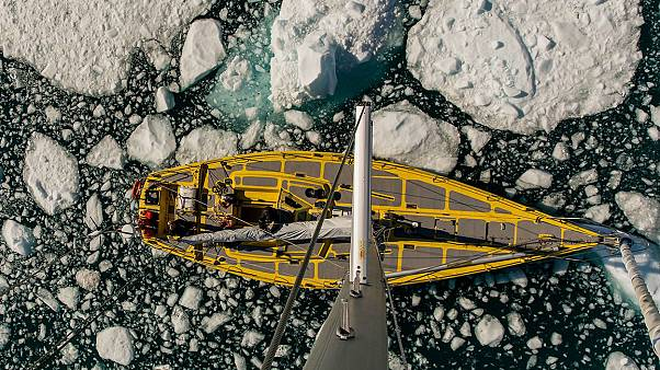 Record-breaking explorers answer your questions on the Arctic Mission