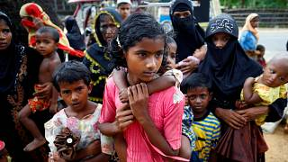 Who are the Rohingya and why are they fleeing Myanmar?