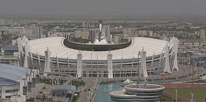 Ashgabat gears up for Fifth Asian Indoor and Martial Arts Games