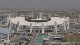 Ασγκαμπάτ: Όλα έτοιμα για τους 5ους Πανασιατικούς Αγώνες