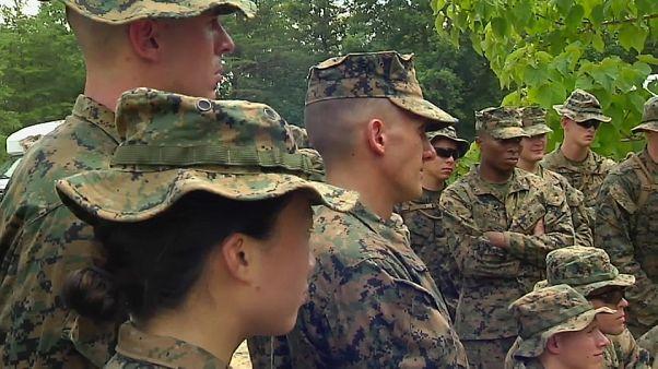 ΗΠΑ: Στο στρατό οι διεμφυλικοί μέχρι νεωτέρας