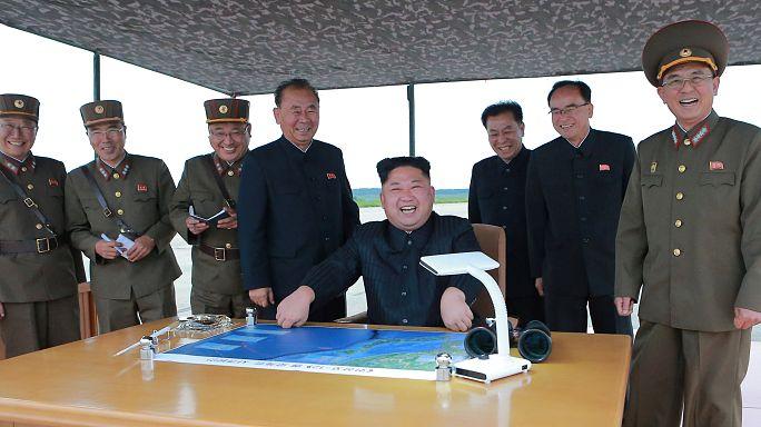China vows to take 'necessary response' to North Korea