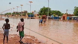 Niger : plus de 40 personnes sont mortes à la suite d'inondations