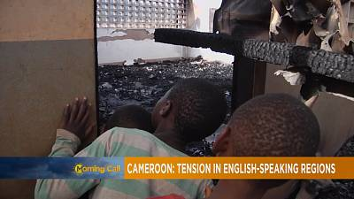 "Cameroon's ""ghost towns"": 4 major markets shut [The Morning Call]"