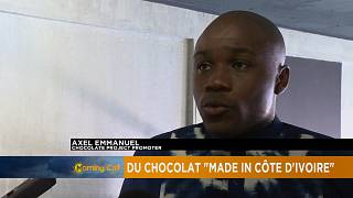 Ivory Coast's young 'cocoa' entrepreneur [The Morning Call]