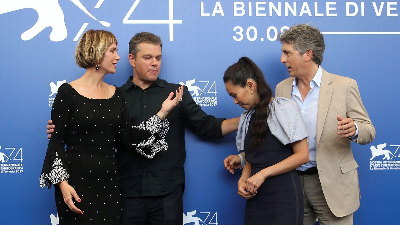 Αστέρες και δημοκρατία στο κινηματογραφικό φεστιβάλ της Βενετίας