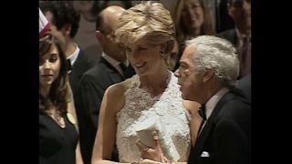 Diana, la mode comme outil de com'