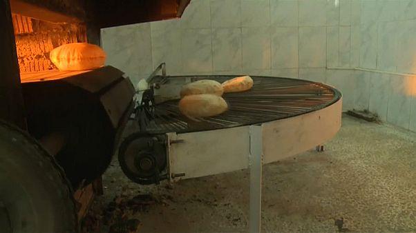 Homs, la ricostruzione riparte da un forno