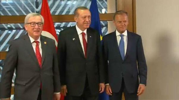 """جون كلود يونكر:""""""""تركيا تبتعد عن أوروبا بخطوات كبيرة"""""""