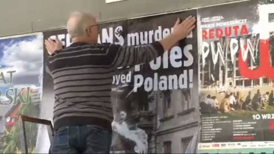"""""""Reparationen machen frei"""": Polnische Forderungen an Deutschland"""