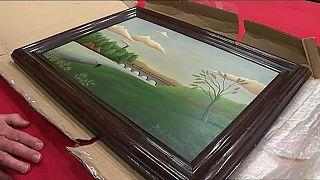 Peinture : mystérieuse donation d'un Douanier Rousseau